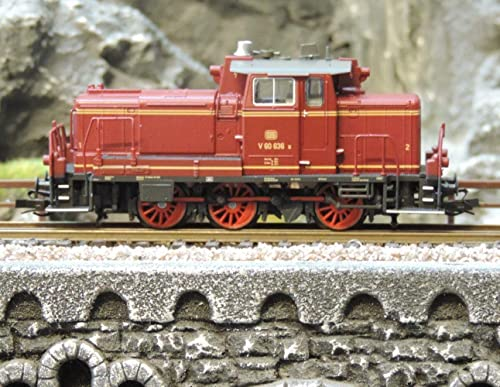 Kuehn 32612 Diesellokomotive V60 DB