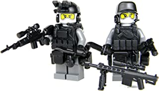 Battle Brick Army Urban Sniper Team (SKU59) Custom Minifigures