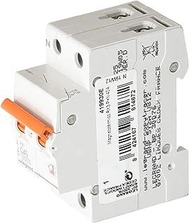 Interruptor de circuito 4500 A, C16 Legrand 790402186 RX3 2P