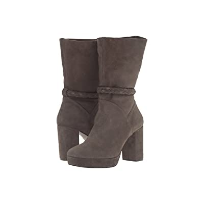 Free People Iris Mid Boot (Green) Women