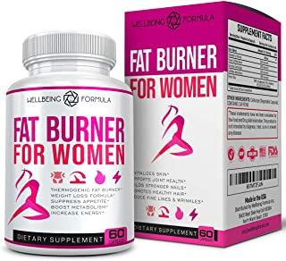 belly fat burner by Wellbeing Formula