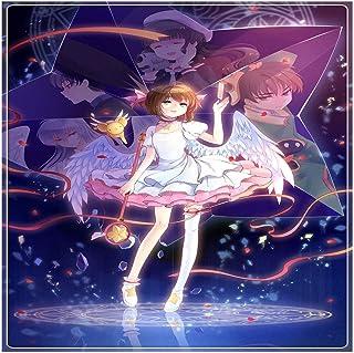 RZJ-Puzzle Anime Japonés Magic Card Girl Cardcaptor Sakura Rompecabezas De Madera, 1500 Piezas En Caja De Rompecabezas para Niñas,A,1500PCS