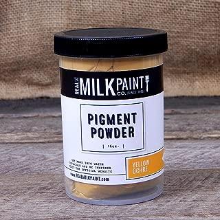 Pigment Powders Yellow Ochre
