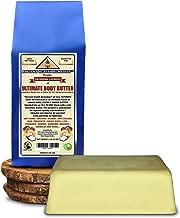 raw body butter