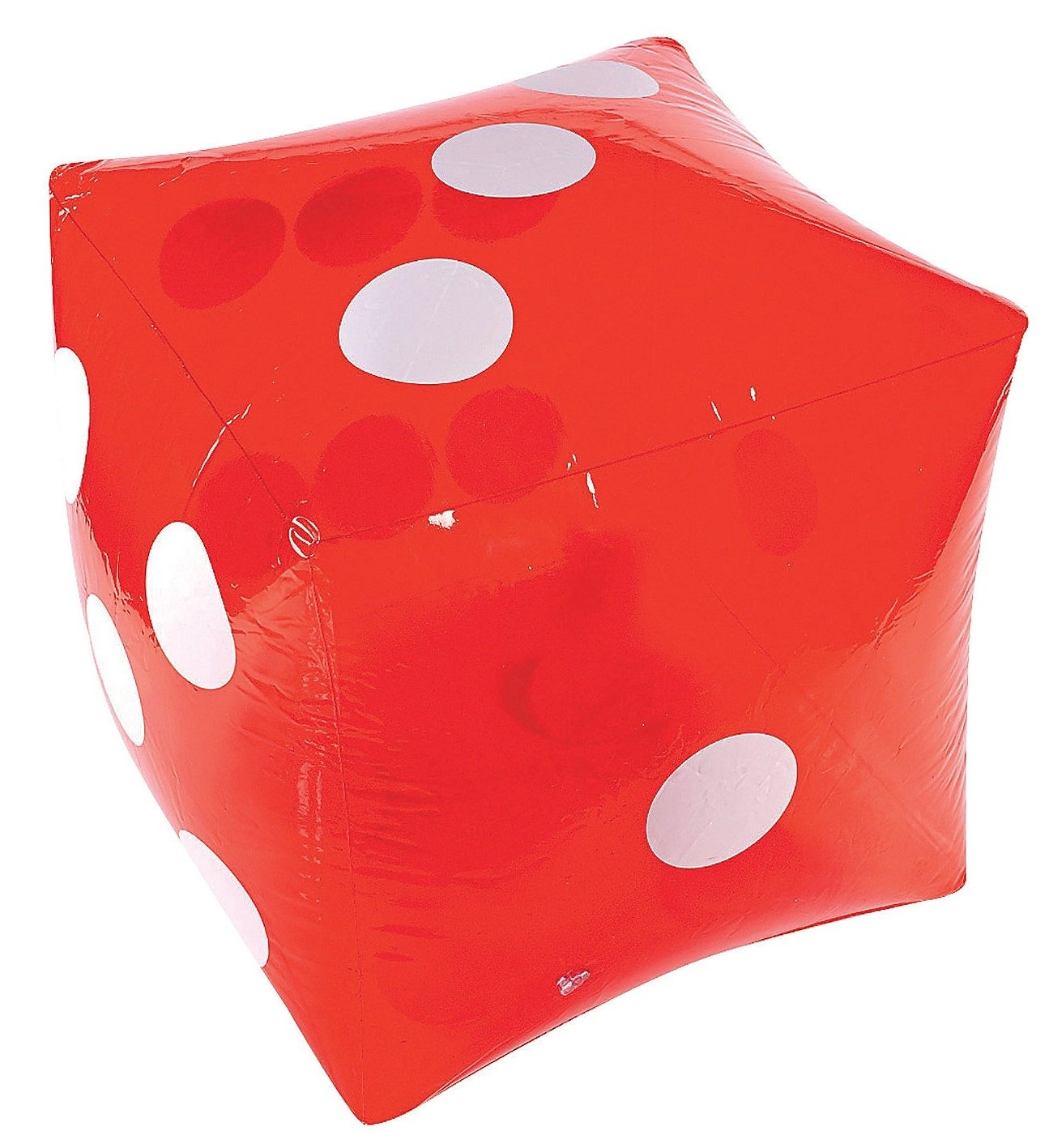 Huge 16 Inflatable Red Dice Party Decoration Favor Gag Prank Gift Casino Inflate Toy Buy Online In Botswana At Botswana Desertcart Com Productid 15026346