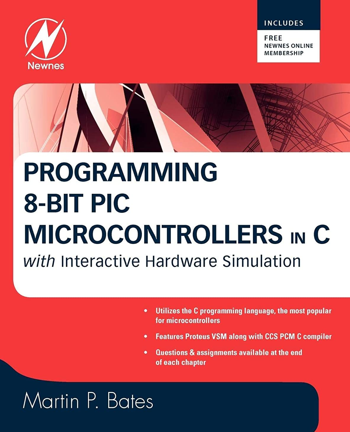 金曜日ポケットタンカーProgramming 8-bit PIC Microcontrollers in C: with Interactive Hardware Simulation