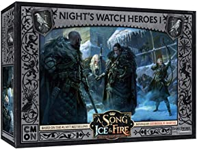 CMON Song of Ice & Fire: Night's Watch Heroes Box 1