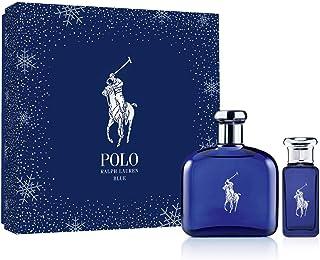 Ralph Lauren Polo Blue Eau de Toilette Spray Gift Set, 2 Pieces - Pack of 1