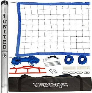 High Strength Portable Volleyball System