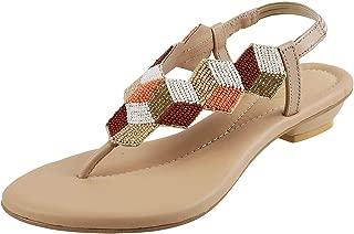 Metro Women Synthetic Sandals (33-633)