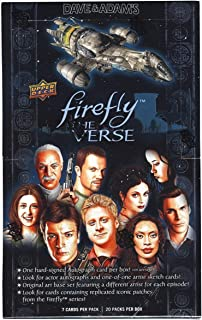 firefly the verse trading cards