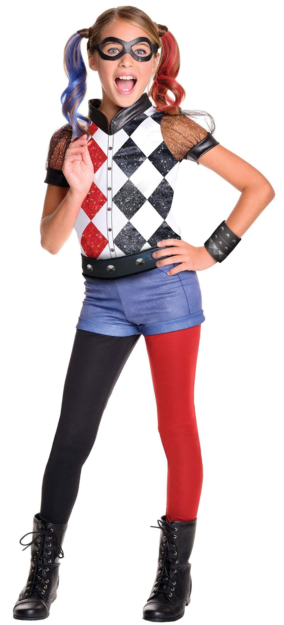 Rubies Superhero Girls Harley Costume