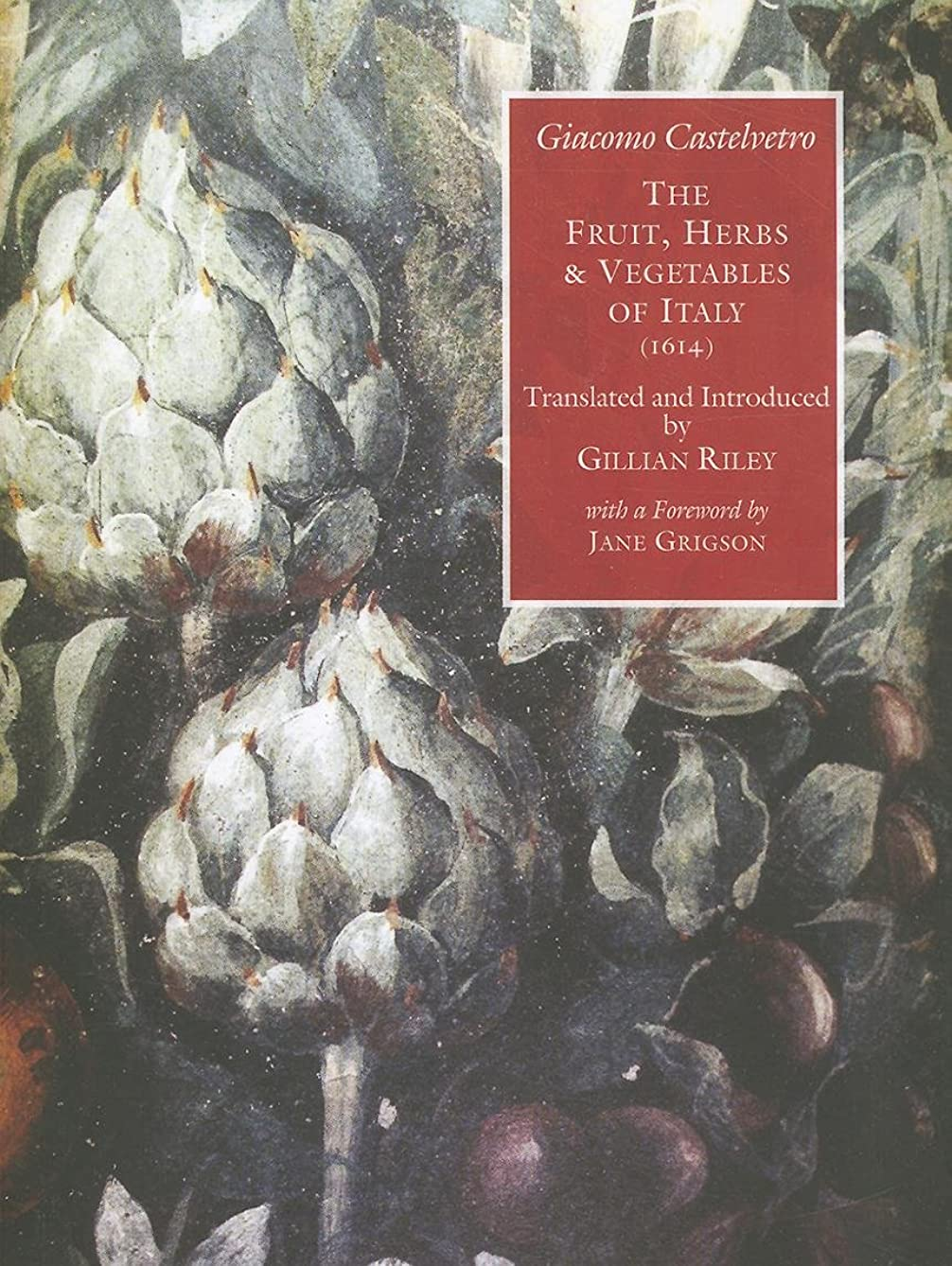 Fruit, Herbs & Vegetables of Italy (1614)