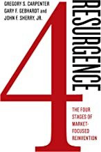 Resurgence: The Four Stages of Market-Focused Reinvention (English Edition)