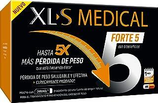 XLS Medical Forte 5 | Captagrasas | Pierde hasta 5 veces má