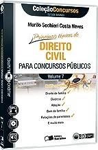 Principais Tópicos de Direito Civil Para Concursos Públicos - Volume 7. Coleção Concursos. Audiolivro