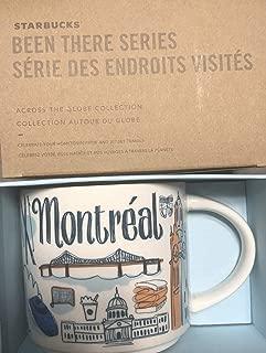 Starbucks Been There Series - Montreal Mug, 14 Fl Oz