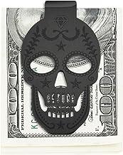 Harley-Davidson Mens Willie G Skull Metal Money Clip Silver CORESM95-NICKEL