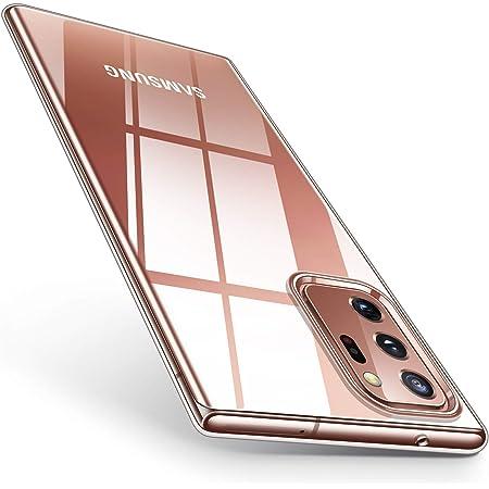 Torras Crystal Clear Hülle Kompatibel Mit Samsung Elektronik