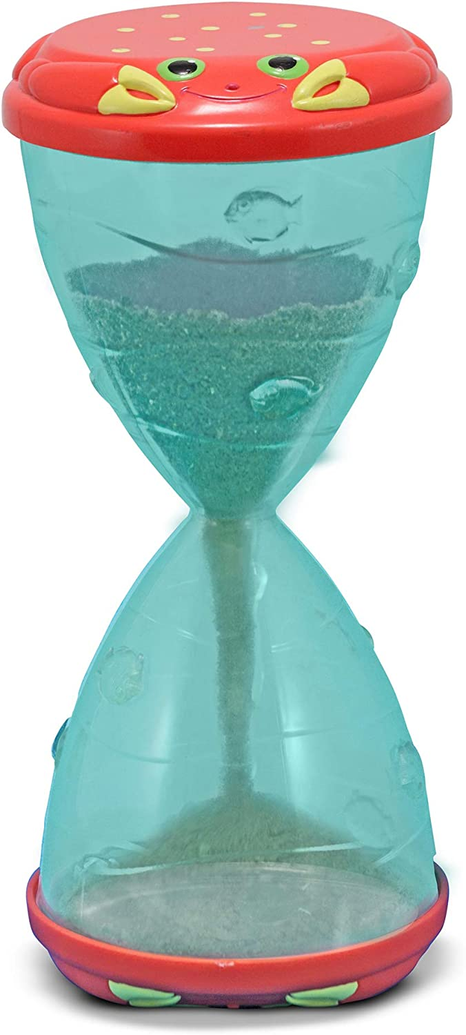 Oakland Mall Melissa Doug 000772064095 Sunny Patch New York Mall a Clicker Crab Hourglass