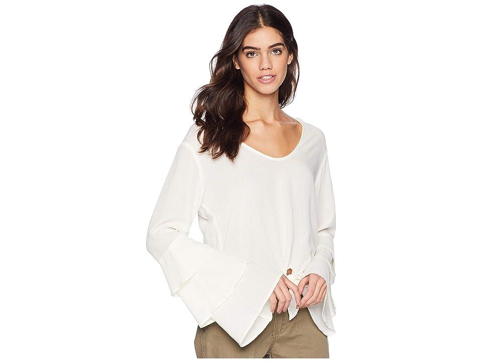 Lucy Love New Rules Top (Sea Salt) Women's T Shirt