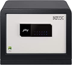 Godrej Security Solutions Ritz Digital with I -Buzz Electronic Safe (Black)
