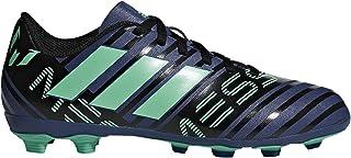 adidas Nemeziz Messi 17.4 FxG J, Botas de fútbol Unisex Adulto