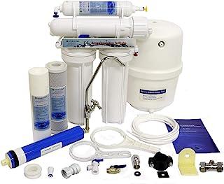 comprar comparacion Finerfilters - Sistema de ósmosis inversa de 4 etapas con eliminación de fluoruro (50 GPD), para el mejor agua potable