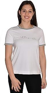 T-Shirt Donna, Veri Swarovski, Lurex, Made in Italy