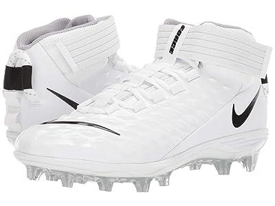 Nike Force Savage Pro 2 (White/Black/Wolf Grey) Men