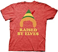 Ripple Junction Elf The Movie Christmas Raised by Elves T-Shirt