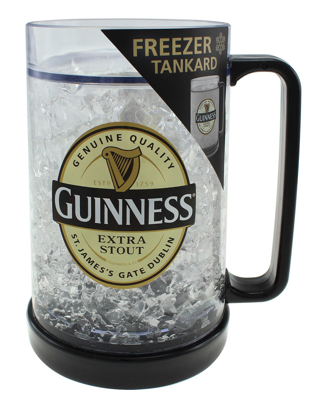 Guinness - Jarra de Cerveza Refrigerable: Amazon.es: Hogar