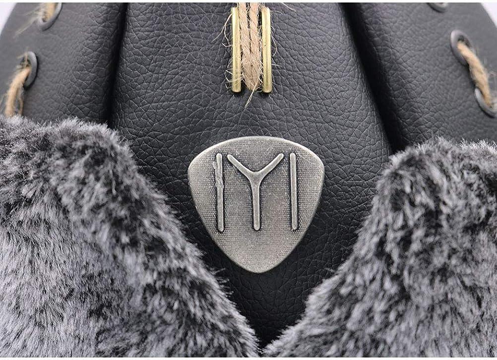 Ertugrul chapeau turc ottoman kurulus Osman Kayi fourrure d/'hiver en cuir Cap Marron UK