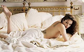 achiever world poster Poster Angelina Jolie Tattoos Poster 12x12