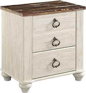 Ashley Furniture Signature Design - Willowton Nightstand...