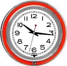 retro garage clock