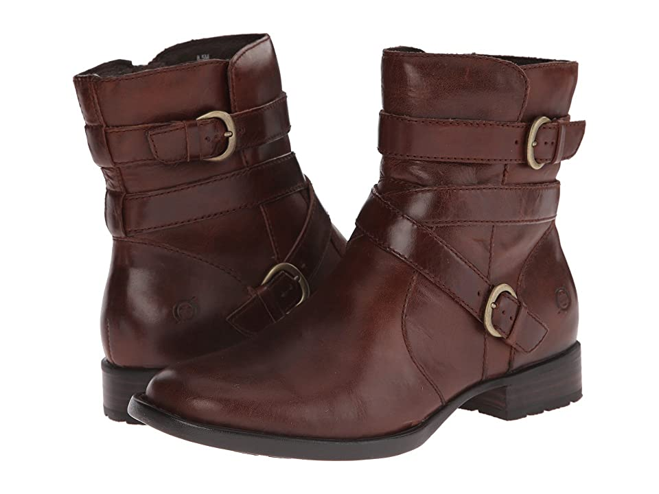 Born McMillan (Dark Tan Full Grain Leather) Women