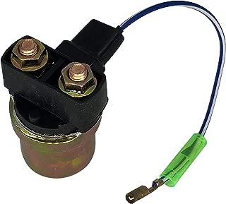 SHUmandala Starter Relay Solenoid for YAMAHA XV700 VIRAGO 700 1984-1985/XJ700 MAXIM 700 1985-1986/FZR600 1989-1999/XVZ1300 VENTURE ROYALE 1986-1993/XV250 VMX1200 36Y-81940-00-00 42X-81940-00-00