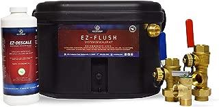 Eccotemp EZ-Flush Descaler with Jomar Service Valve Kit