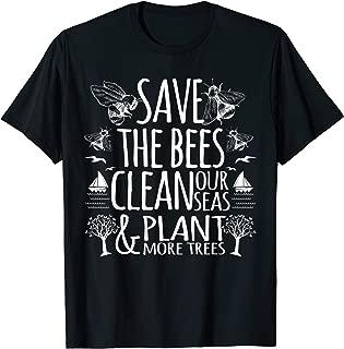 save our seas shirt