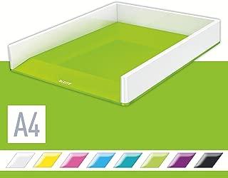 4 stapelbar DIN A4//C4 extra hoch 4er Set HAN 1047-13 Briefablage KLASSIK XXL schwarz