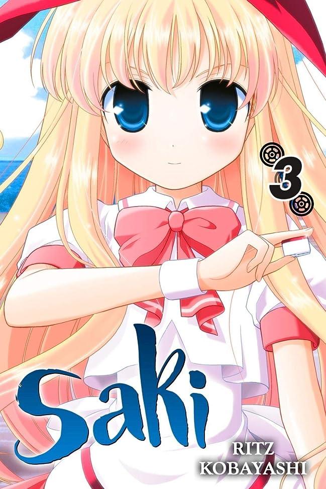 蓄積する属性抵抗するSaki Vol. 3 (English Edition)