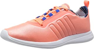 adidas Neo Cloudfoam Pure Womens Running Trainers/Shoes - Peach