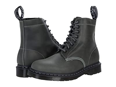Dr. Martens 1460 Pascal Zipped Streeter Shoes