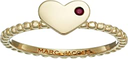 Marc Jacobs - Something Special Heart Ring