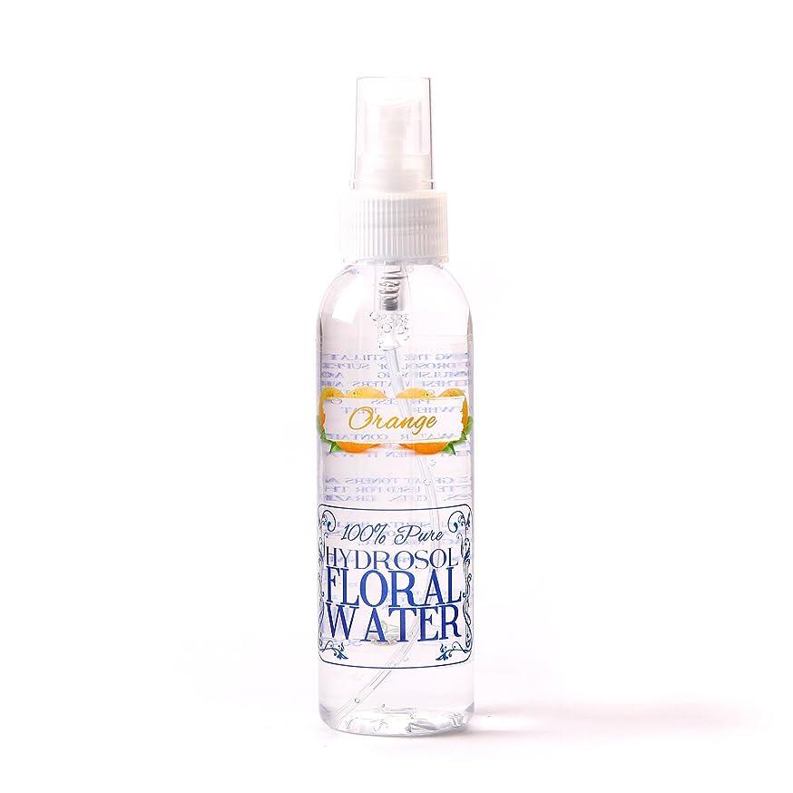 マルクス主義観点エチケットOrange Hydrosol Floral Water With Spray Cap - 250ml