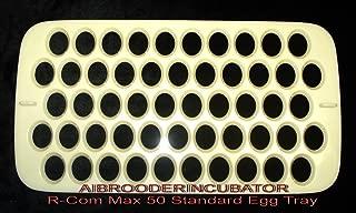 R-Com RCOM 48 Chicken Egg Tray for Max Pro or USB 50 incubators