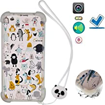 Case for Blu Studio View Xl Case Silicone border + PC hard backplane Cover DWTJ USHYJ
