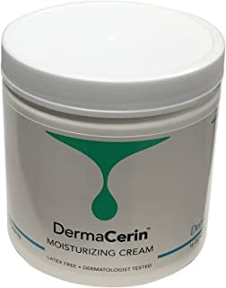 Dermacerin Moisturizing Cream for Moisture Therapy - 16 Oz