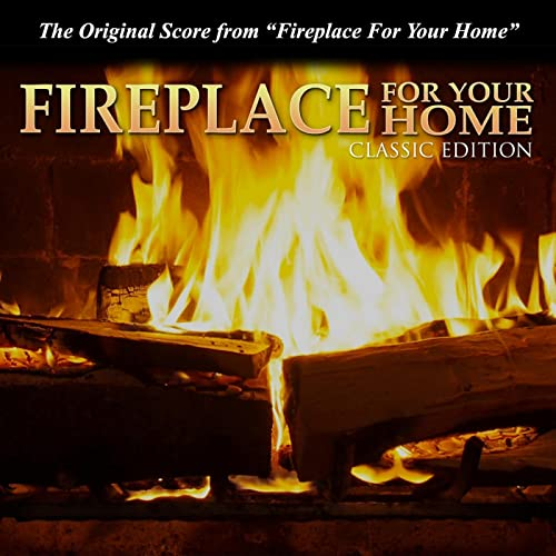 Fireplace For Your Home Classic Crackling Edition By George Ford